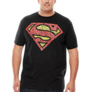 DC Comics® Superman™ Logo Tee - Big & Tall