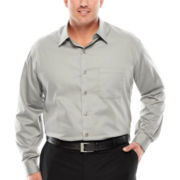 Van Heusen® No-Iron Sateen Shirt - Big & Tall