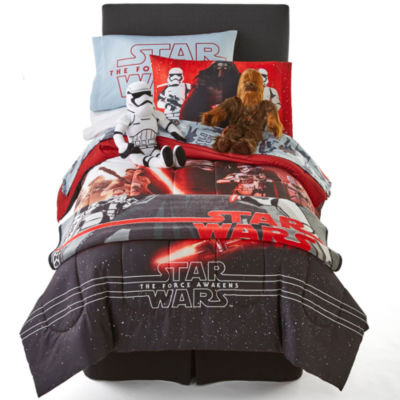 Star Wars® Episode 7: The Force Awakens Reversible Twin/Full Comforter Set