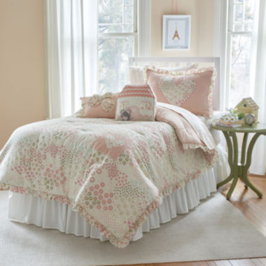 jcpenney.com | Frank and Lulu Spring Meadow Comforter Set