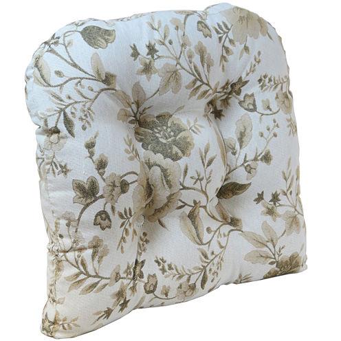 Klear Vu The Gripper® 2-Pack Floral Vine Universal Chair Pads