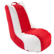 2-Color Bean Bag Chair
