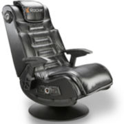 X-Rocker Pro Series Pedestal Audio Gaming Chair