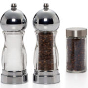 Kamenstein® Morgan Salt and Pepper Grinder Set