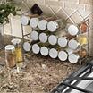 Polder® 18-Jar Compact Spice Rack
