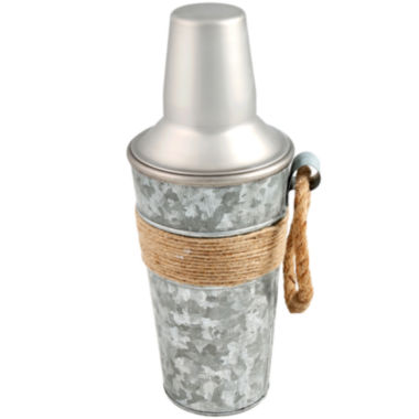 jcpenney.com | Cambridge® Shiloh Galvanized Cocktail Shaker