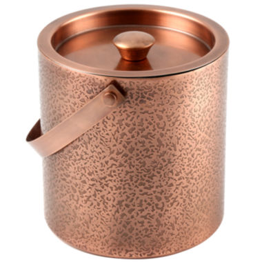 jcpenney.com | Cambridge® Copper-Etched Ice Bucket