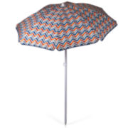Picnic Time® Portable Beach/Picnic Umbrella