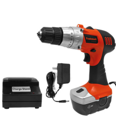 jcpenney.com | Stalwart™ Cordless Drill with LED Light
