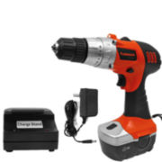 Stalwart™ Cordless Drill with LED Light