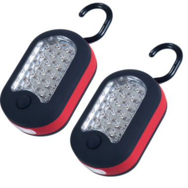 jcpenney.com | Stalwart™ Set of 2 LED Work Lights
