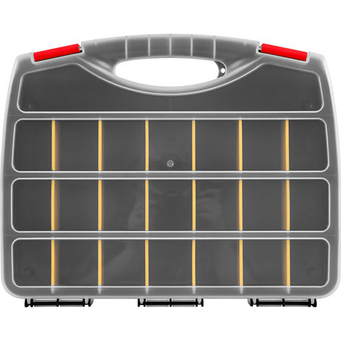 Stalwart™ Parts Organizer Storage Case
