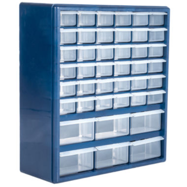 jcpenney.com | Stalwart™ Deluxe 42-Drawer Compartment Storage Box