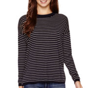 MNG by Mango® Long-Sleeve Striped Sweater