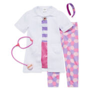 Disney Collection 4-pc. Doc McStuffins Costume - Girls 2-8
