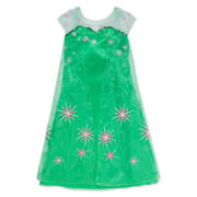 Disney Collection Frozen Fever Elsa Costume - Girls 2-10