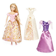 Disney Collection Rapunzel Wardrobe Doll Set