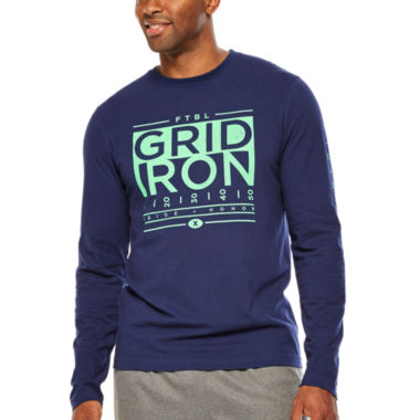 jcpenney.com | Xersion™ Long-Sleeve Graphic Tee