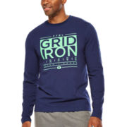 Xersion™ Long-Sleeve Graphic Tee