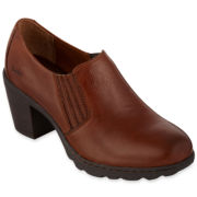 Bolo® Sheray Leather Ankle Shooties