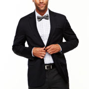Stafford® Navy Wool Suit Jacket