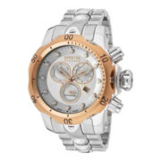 Invicta® Reserve Venom Mens Two-Tone 100ATM Chronograph Dive Watch
