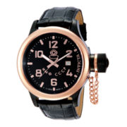 Invicta® Russian Diver Mens 18K Rose Gold-Plated Watch 12724