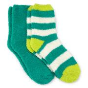 2-pk. Striped Crew Socks