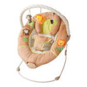 Summer Infant® Sweet Comfort Musical Bouncer - Swingin Safari