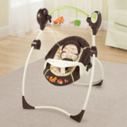 Summer Infant® Sweet Sleep Musical Swing - Fox & Friends