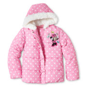 Disney Minnie Puffy Jacket