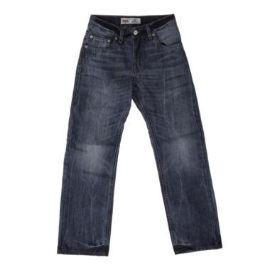 jcpenney.com | Levi's® 505™ Regular Jeans - Boys 8-20, Slim and Husky