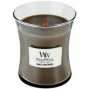 WoodWick® Sand & Driftwood Candle