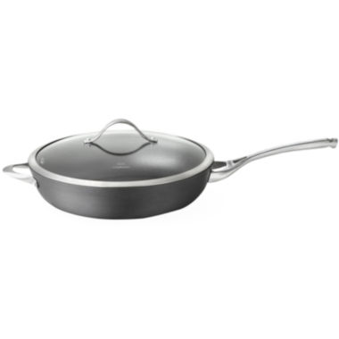 "jcpenney.com | Calphalon® Contemporary 13"" Nonstick Deep Covered Fry Pan"