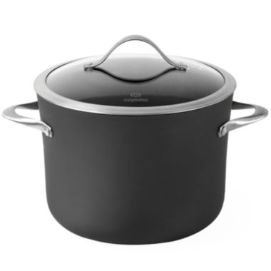jcpenney.com | Calphalon® Contemporary 8-qt. Nonstick Covered Stock Pot