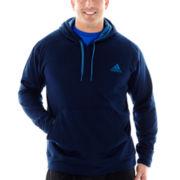 adidas® Go To Pullover Fleece Hoodie–Big & Tall