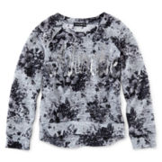 Kandy Kiss Floral Pullover Top - Girls 7-16
