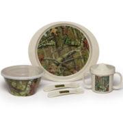Mossy Oak® Break-Up Infinity Camouflage 5-pc. Children's Dinnerware Set