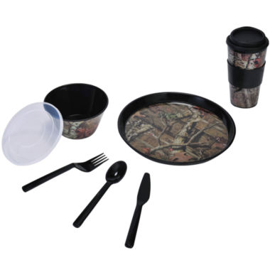 jcpenney.com | Mossy Oak® Break-Up Infinity Camouflage 6-pc. Lunch Set