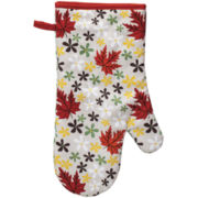 Ladelle® Thanksgiving Amber Harvest Oven Mitt