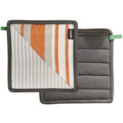 Ladelle® Nanterre Set of 2 Potholders
