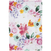 Ladelle® Cora Floral Kitchen Towel