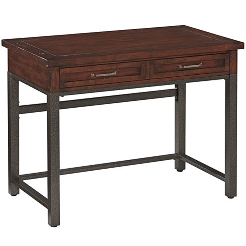 Mountain Lodge Distressed Student Desk