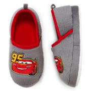 Disney Cars Slippers – Boys 2t-5t