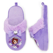 Disney Collection Sofia Slippers – Toddler