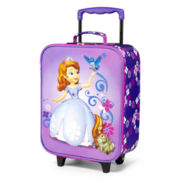 Disney Collection Sofia Luggage - Girls