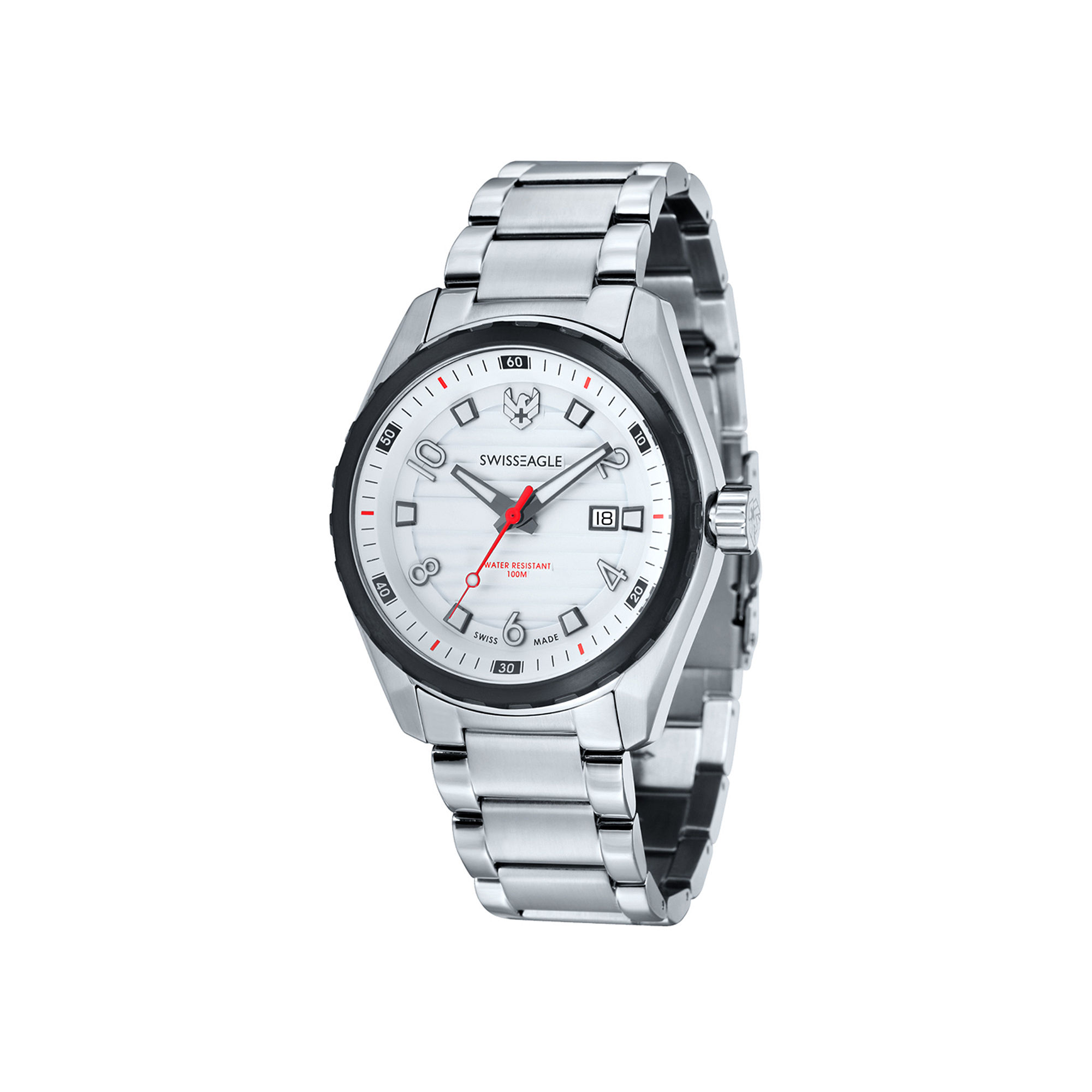 eagle toned white gp swiss women watches in dial original priceiq price best v se watch silver india