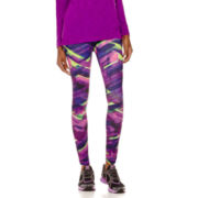 Xersion™ Print-Block Leggings - Tall