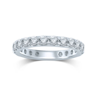jcpenney.com | 2 CT. T.W. Diamond 14K White Gold Eternity Band