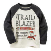 Carter's® Long-Sleeve Trailblazer Tee - Preschool Boys 4-8